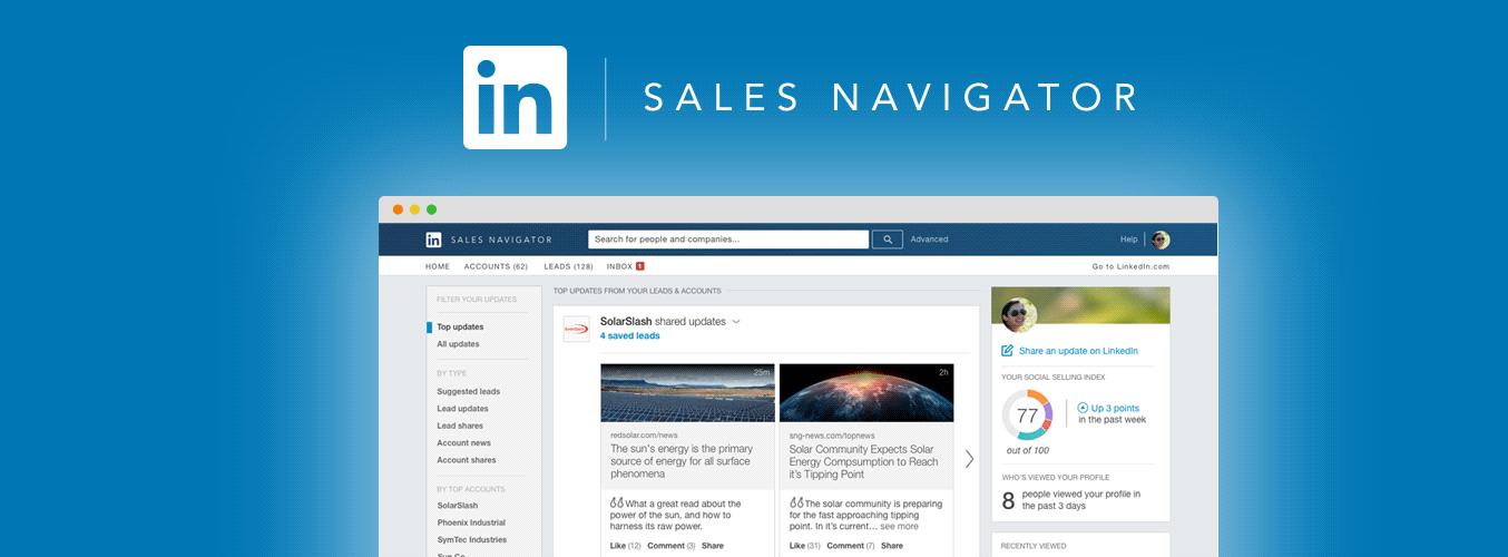 Zoho en Linked In brengen Sales Navigator naar Zoho CRM