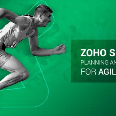 Zoho Sprints - Agile is het nieuwe projectdenken