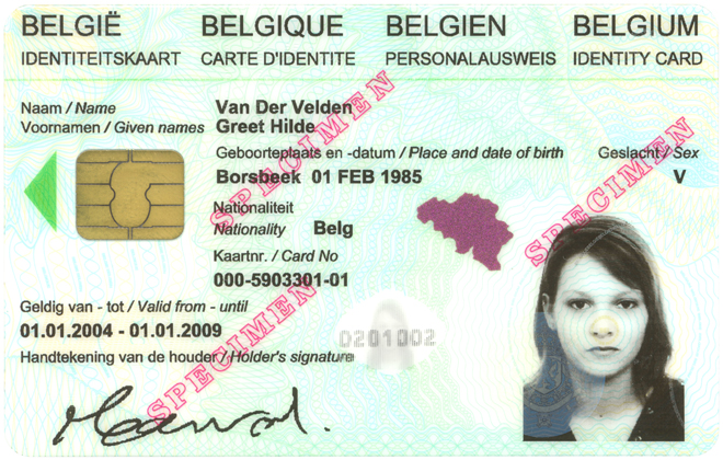 Info van de electronische identiteitskaart in Zoho CRM: het kan!
